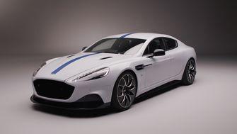 Aston-Martin-Rapide-E, james bond, no time to die, bond 25
