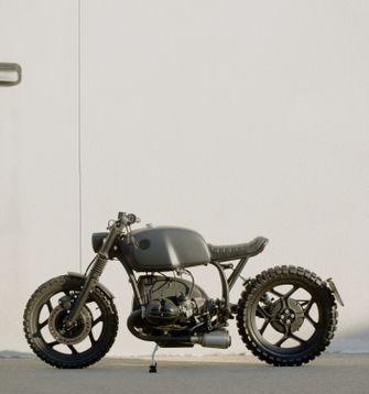 drie brute BMW custom bikes