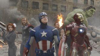 The Avengers op Netflix