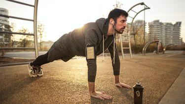 meer bewegen, thuis trainen, sportscholen