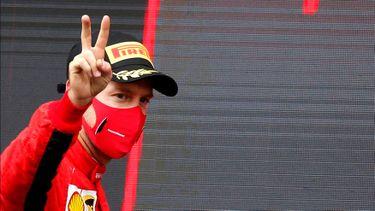 Sebastian Vettel Formule 1 kapsel