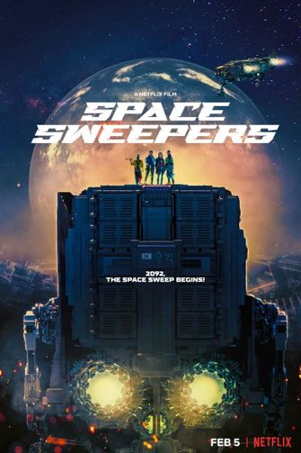 Space Sweepers Star Wars Netflix