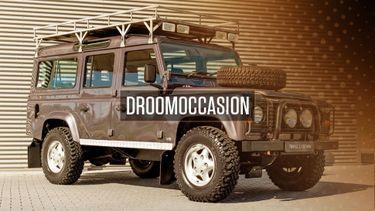 Tweedehands auto Land Rover Defender