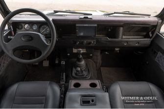 Tweedehands Land Rover Defender 1996 occasion