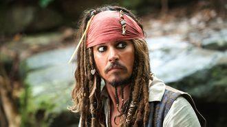Pirates of the Caribbean zonder Johnny Depp