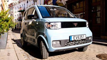 goedkoopste elektrische auto, europa, nederlandse weg