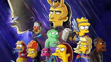 Disney+ Marvel The Good the bart and the Ugly