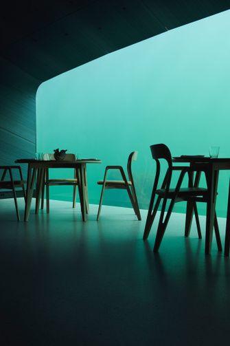 under, restaurant, onderwater, onderwaterrestaurant, lindesnes, noorwegen, architectuur, travel