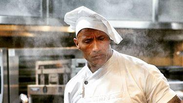 Chef The Rock cheat meals Dwayne Johnson