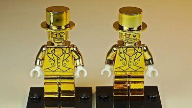 duurste lego sets, mr gold