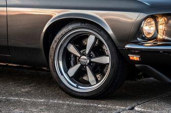 De zeldzame Ford Mustang van John Wick