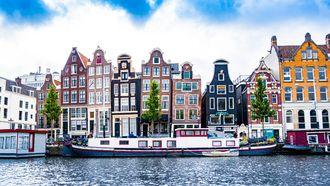amsterdam, airbnb, rolkofferterreur