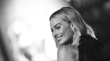 Margot Robbie Quentin Tarantino Once Upon a Time in Hollywood