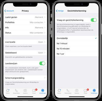 WhatsApp stuk beter beveiligd voor indringers en meekijkers na update