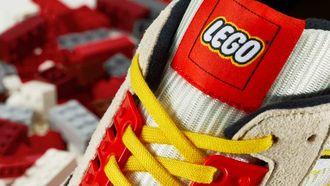 lego, adidas, deal, sneakers, nieuwe collecties