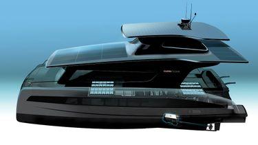 VW-Silent-Yachts, volswagen, superjact, zonne-energie, boot, tesla