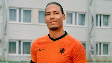 nieuw shirt, nederlands elftal, oranje, virgil van dijk
