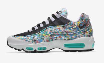 nike air max 95 premium by you, sneakers