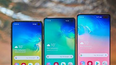 Samsung Galaxy S10 prijzen