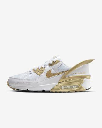 Nike Air Max 90 FlyEase, sale, korting, witte sneakers