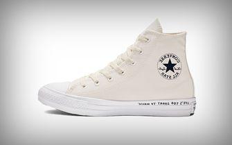 sneaker converse beige