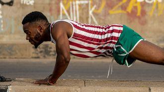 plank, planking, fitness, thuis trainen