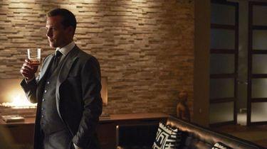 The Macallan Harvey Specter Suits
