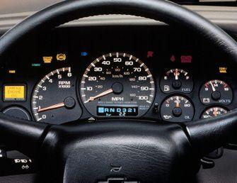 Dashboard waarschuwingslampjes stuur instumentenpaneel