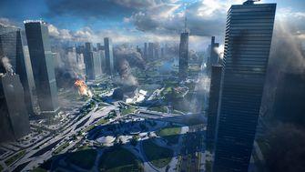 Battlefield 2042 onthuld: explosieve trailer toont next-gen shooter