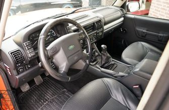 Tweedehands Land Rover Discovery G4 occasion