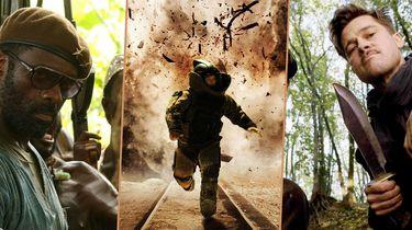 De beste oorlogsfilms op Netflix
