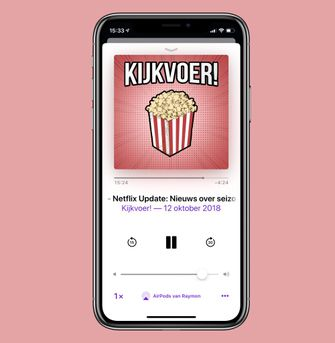 Kijkvoer podcast over Netflix