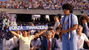 diego maradona, napoli, documentaire, 60 jaar