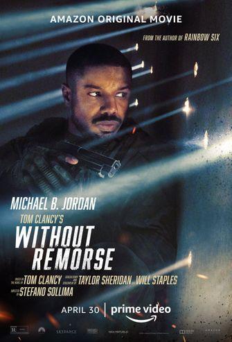 Without Remorse tom clancy Amazon Michael B Jordan trailer