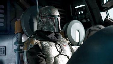 Boba Fett Slave I schip Star Wars Disney