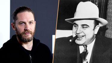 Tom Hardy gaat Al Capone spelen in nieuwe film: Fonzo
