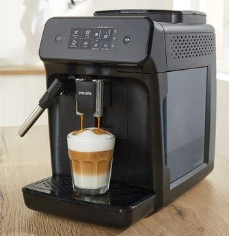 Volautomatische espressomachine, philips, koffie, lidl