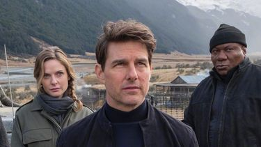 Tom Cruise Corona Mission Impossible