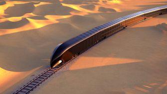 trein, 350 miljoen, paleis op de rails, Thierry Gaugain