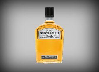 Jack Daniels, amerikaanse whisky aanbieding