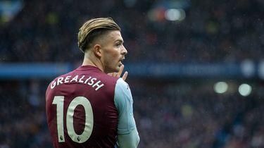 Jack Grealish Aston Villa Premier league record