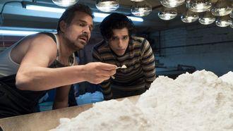 Drugs, drank in films en series