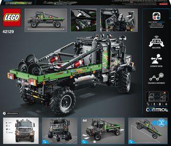 LEGO onthult beest van een op afstand bestuurbare Technic Mercedes-Benz