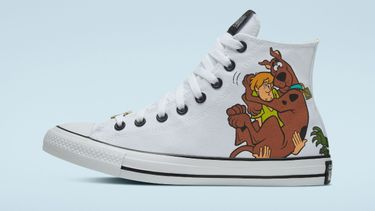 scooby doo, converse all stars, sneakers, shaggy (1)