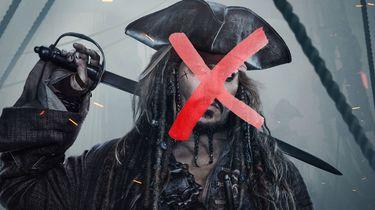 Pirates of the Caribbean Jack Sparrow Disney reboot