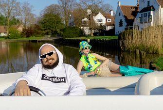zeeman, fancollecite 2021, bikini, tye die, hoodie