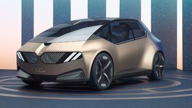 BMW i Vision Circular, 100 procent recyclebaar