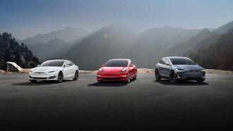 Alle Tesla Modellen