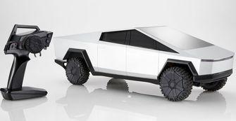 Hot Wheels Tesla Cybertruck