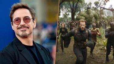 Avengers: Infinity War vervroeg dankzij Robert Downey Jr.